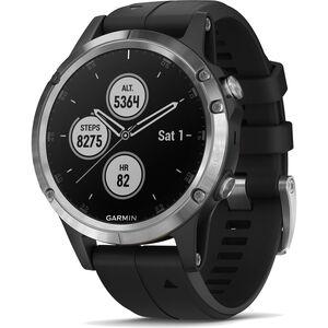 Garmin fenix 5 Plus Smartwatch silver/black silver/black