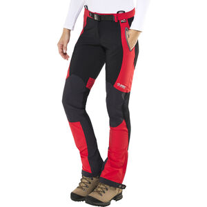 Directalpine Cascade Plus 1.0 Softshell Hose Damen red red