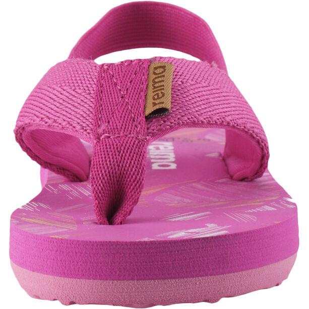 Reima Plagen Sandals Kinder candy pink