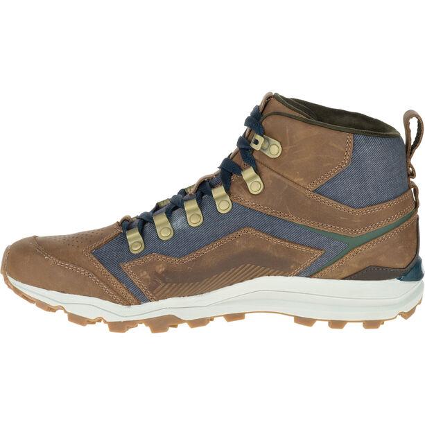 Merrell All Out Crusher Mid Shoes Herren Boardwalk