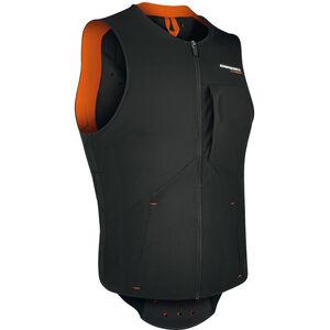 Komperdell Pro Weste black/orange black/orange