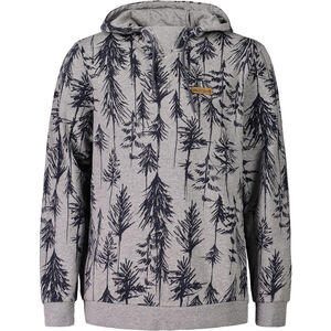 Maloja CastelloM. Sweat Hoody Herren mountain lake trees mountain lake trees