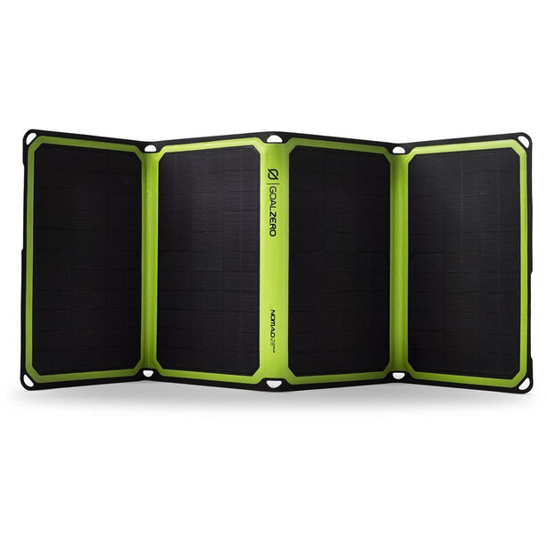 Goal Zero Nomad 28 PLUS Solar Panel black/green