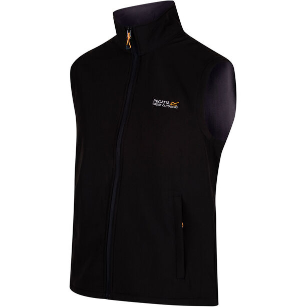 Regatta Bradwell II Bodywarmer Herren black/iron