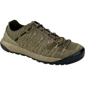 Mammut Hueco Knit Low Shoes Herren olive-light olive olive-light olive