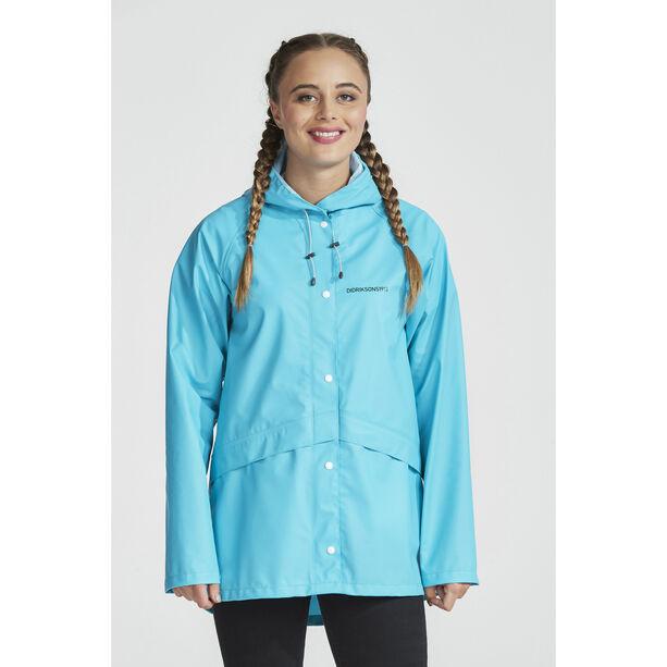 DIDRIKSONS Avon Jacke Damen pale turquoise