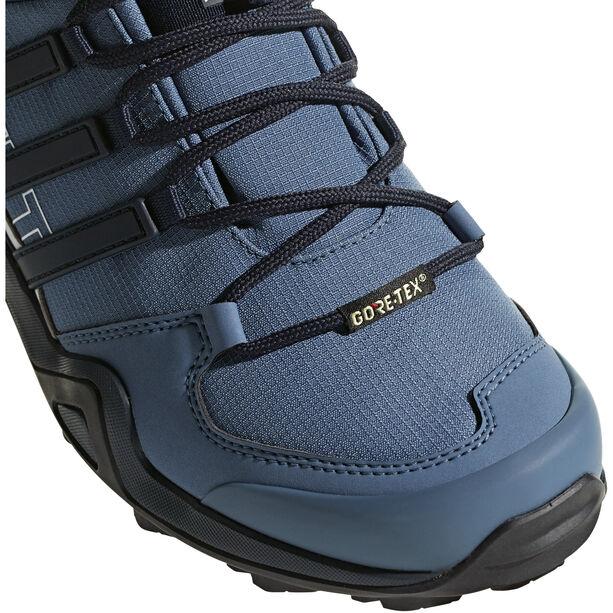 adidas TERREX Swift R2 GTX Outdoor Mid-Shoes Damen tech ink/legend ink/crystal white