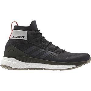 adidas TERREX Free Hiker Wanderschuhe Herren core black/gresix/ngtcar core black/gresix/ngtcar