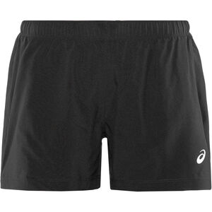 "asics Silver 4"" Shorts Damen performance black performance black"