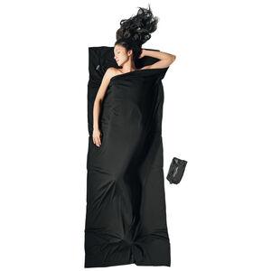 Cocoon TravelSheet Inlet Merino Wool black black