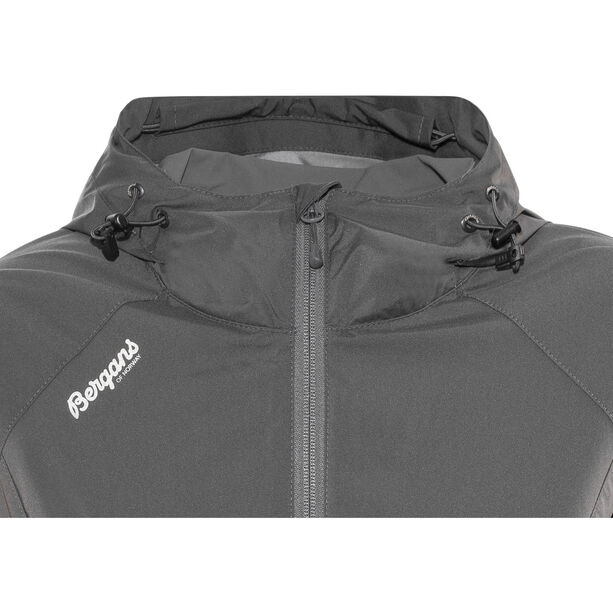 Bergans Microlight Jacket Damen graphite