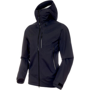 Mammut Kento HS Hooded Jacket Herren black black