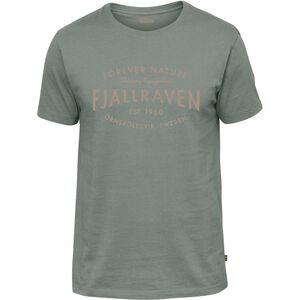 Fjällräven Est. 1960 T-Shirt Herren sage green sage green