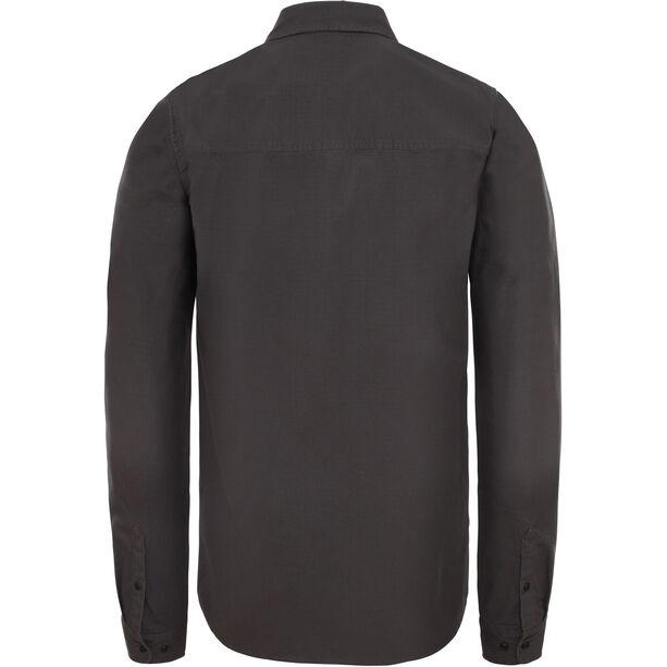 The North Face Battlement Langarm Shirt Herren asphalt grey