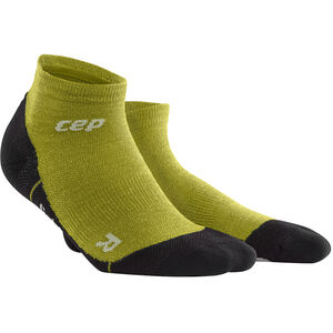 cep Dynamic+ Outdoor Light Merino Low-Cut Socken Herren fresh grass fresh grass