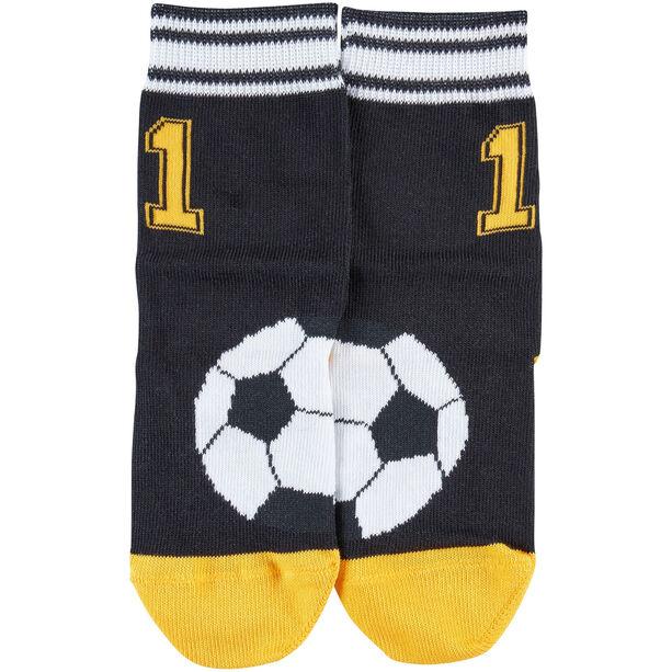 Falke Soccer Socken Kinder black