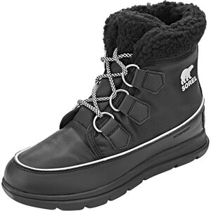 Sorel Expl**** Carnival Boots Damen black/sea salt black/sea salt