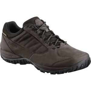 Columbia Ruckel Ridge Plus WP Shoes Herren cordovan/madder brown cordovan/madder brown