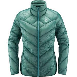 Haglöfs L.I.M Essens Jacket Damen glacier green glacier green
