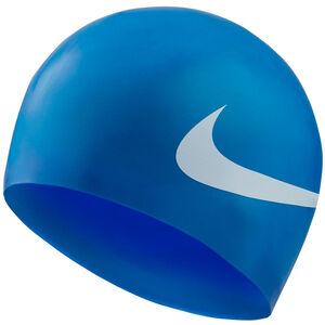 Nike Swim Big Swoosh Printed Silicon Cap game royal game royal