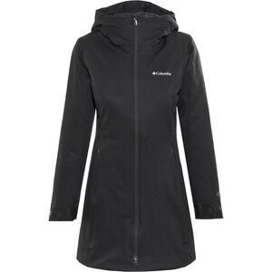 Columbia Autumn Rise Mid Jacket Damen black black