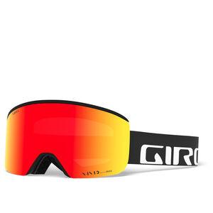 Giro Axis Goggles Herren black/vivid ember/vivid infrared black/vivid ember/vivid infrared