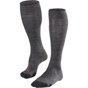 Falke TK2 Long Socks Herren asphalt melange asphalt melange