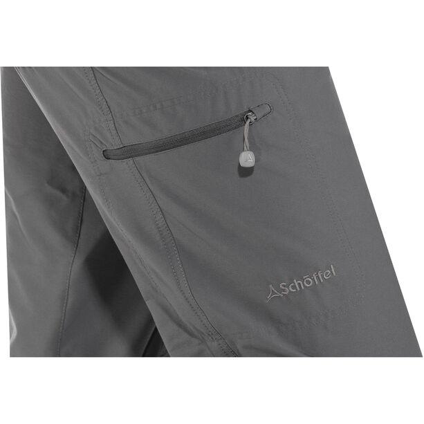 Schöffel Koper Pants short Herren charcoal