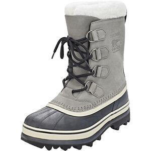Sorel Caribou Boots Damen shale/stone shale/stone