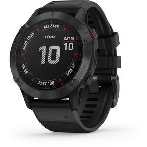 Garmin Fenix 6 Pro Smartwatch black black