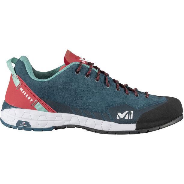 Millet Amuri Leather Shoes Damen enamel blue