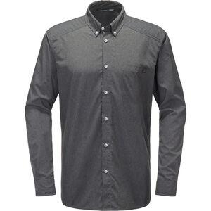 Haglöfs Vejan LS Shirt Herren magnetite magnetite