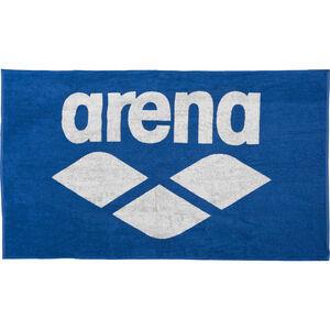 arena Pool Soft Towel royal-white royal-white