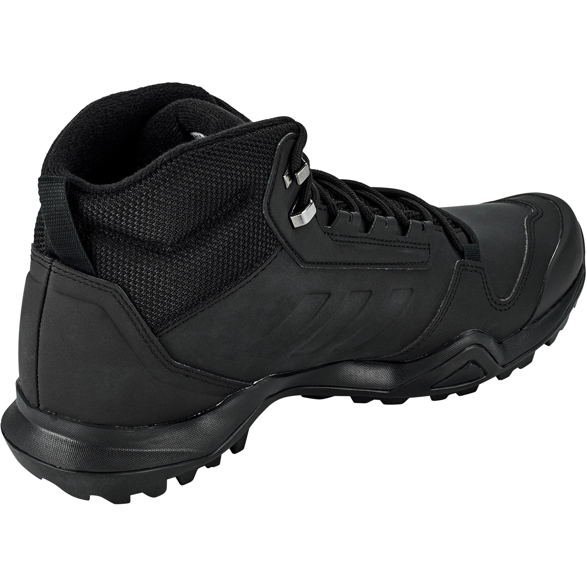 adidas TERREX AX3 Beta Climawarm Mid Cut Schuhe Herren core blackcore blackgrey five