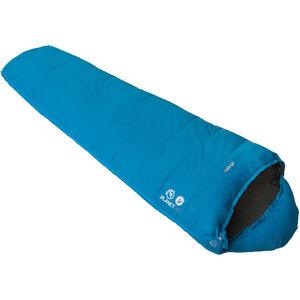 Vango Planet 140 Down Sleeping Bag thunder blue thunder blue
