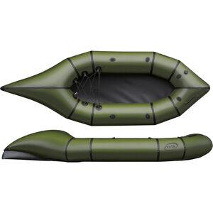 nortik CityRaft Boat dark green/black dark green/black