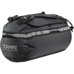 CAMPZ Duffel Bag 65l schwarz/grau schwarz/grau