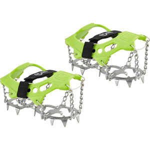 Climbing Technology Ice Traction Crampons Plus M green green