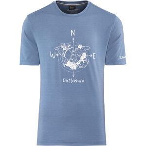 Schöffel Perth1 T-Shirt Herren blue horizon blue horizon