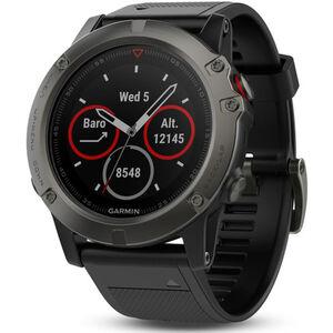Garmin fenix 5X Saphir GPS Multisportuhr grey grey