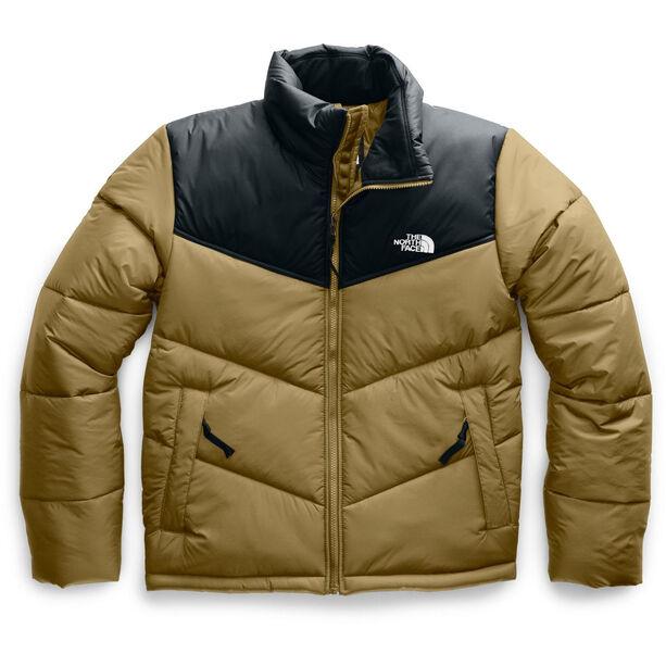 The North Face Synthetic Jacke Herren british khaki
