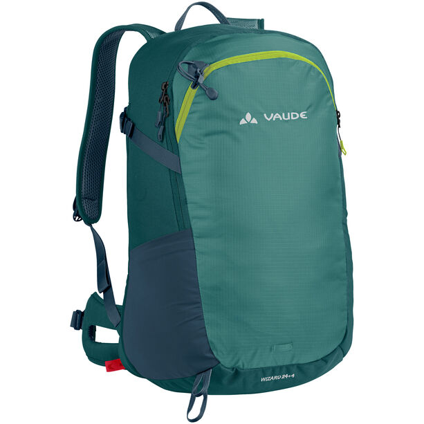 VAUDE Wizard 18+4 Rucksack nickel green