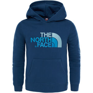 The North Face Drew Peak Pullover Hoodie Kinder shady blue shady blue