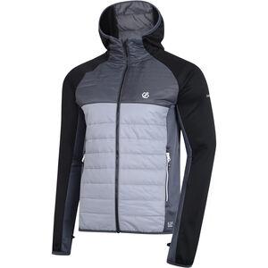 Dare 2b Coordinate Wool Hybrid Jacke Herren trail blaze/black/ebony grey trail blaze/black/ebony grey