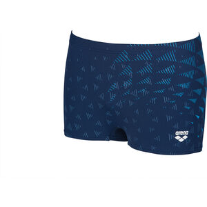 arena One Tunnel Vision Shorts Herren navy/turquoise navy/turquoise