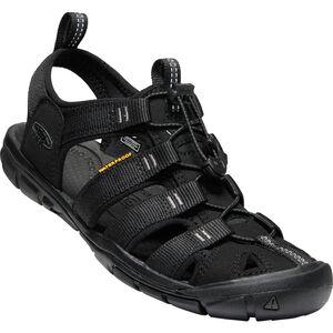 Keen Clearwater CNX Sandals Damen black/black black/black
