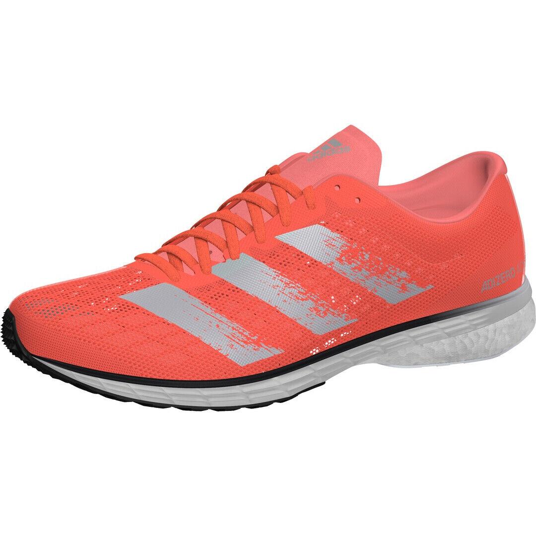 adidas adizero Adios 5 Women's Core BlackWhiteGlory Pink