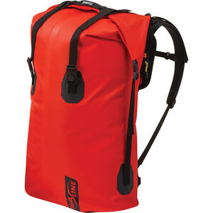 SealLine Boundary Pack 65l red red