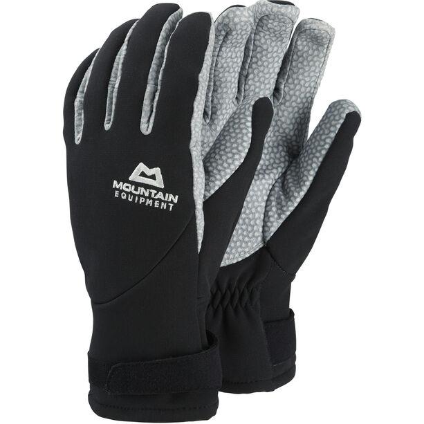 Mountain Equipment Super Alpine Gloves black/titanium