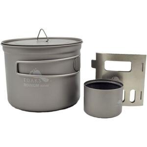 Toaks Titanium Alcohol Stove and Pot Cook System 900ml